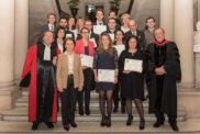 Diplômés - Journée du 8 avril 2016 à l'Hôtel de Pomereu